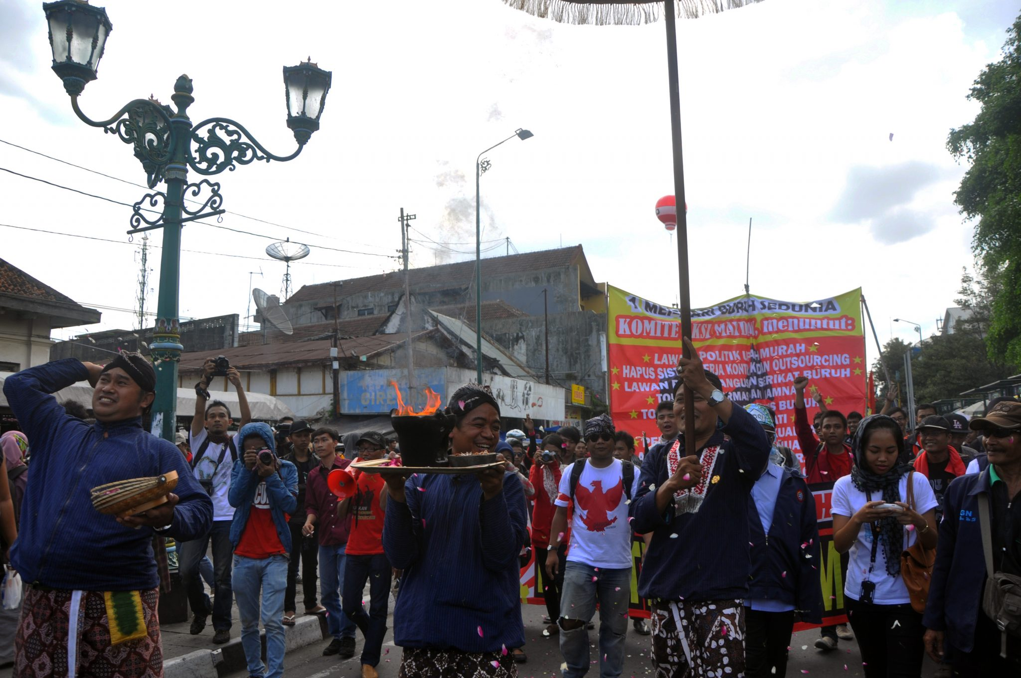 may day jogja